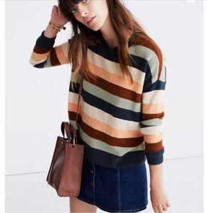 MADEWELL | Elmwood Pullover Sweater NEW
